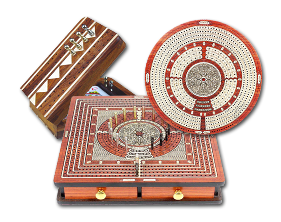 Unique Cribbage Boards